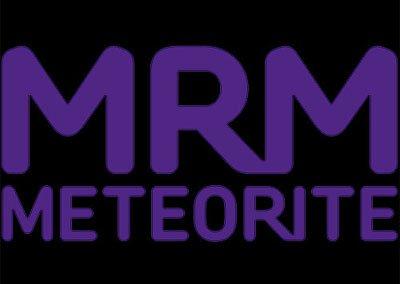 MRM Meteorite Logo
